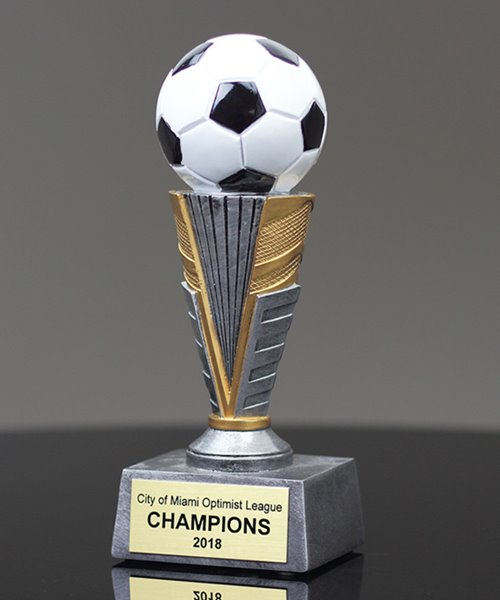 Picture of Soccer Ovation Trophy