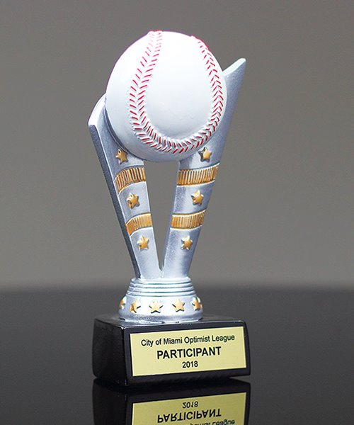 Picture of Fanfare Baseball Trophy