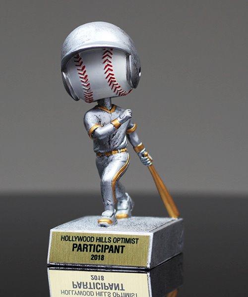 Picture of Baseball Bobble Head