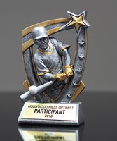 Picture of Baseball 3D Star Award