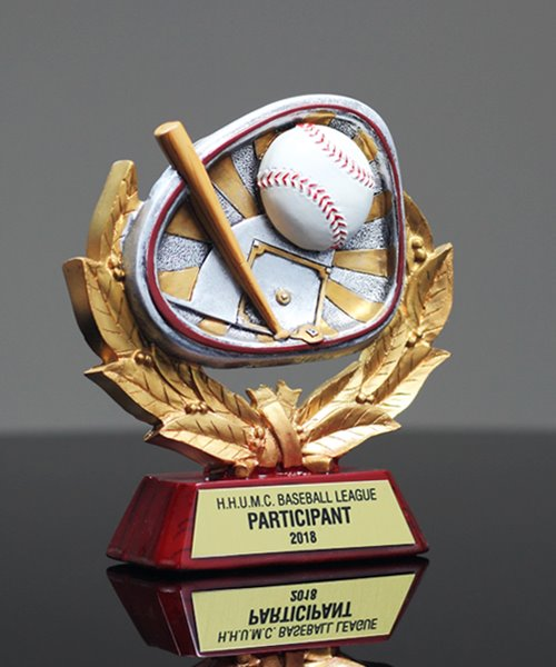 Picture of Stamford Athletic Baseball Award