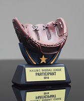 Picture of Signature Series Baseball Glove Award