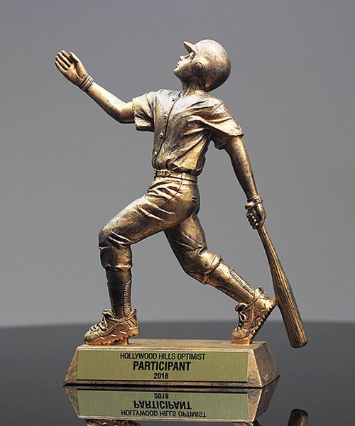 Picture of GR Series Baseball Award
