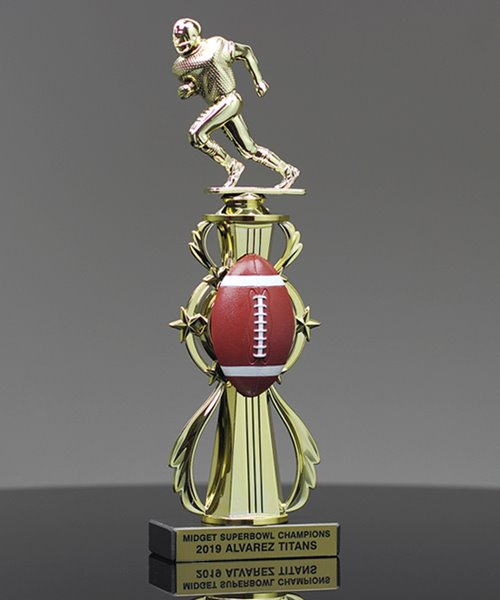 Picture of Football Sport Riser Trophy