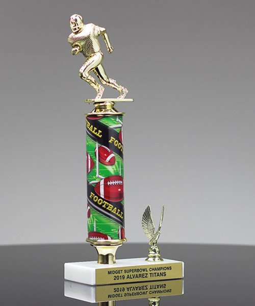 Picture of Football Photo Column Trophy