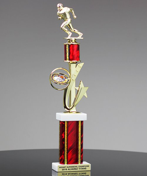 Picture of Premium Star-Spinner Trophy