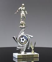 Picture of Soccer Distinction Vortex Trophy