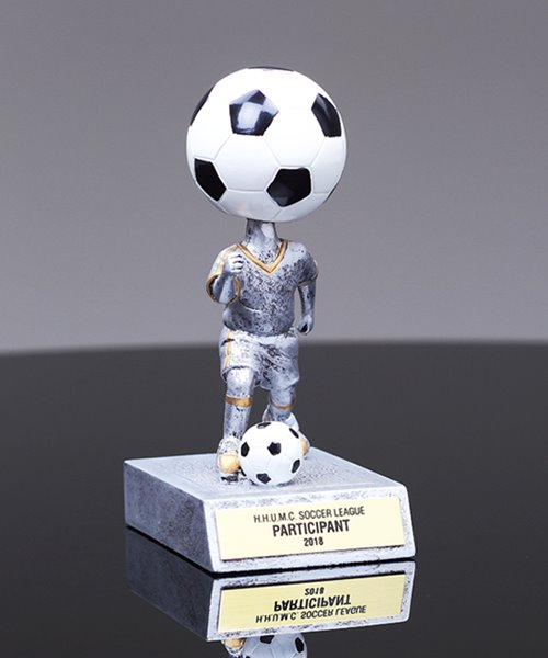 Picture of Soccer Bobble Head