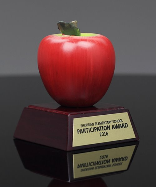 Picture of Apple on Cherry Base