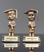 Picture of Graduate Kid Bobble Heads