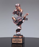 Picture of Jazz Band Guitar Award