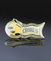 Picture of Chorus Award Pin
