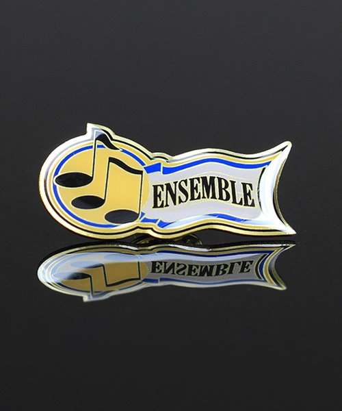 Picture of Ensemble Award Pin