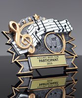 Picture of Silverstone 3-D Music Award