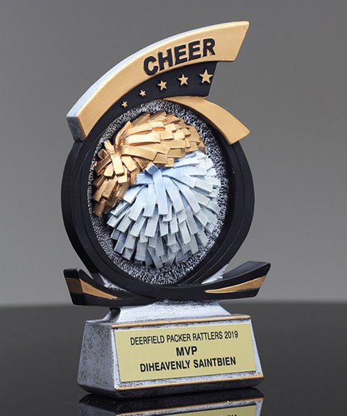 Picture of All-Star Cheerleading Award