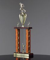 Picture of Football Challenge Trophy