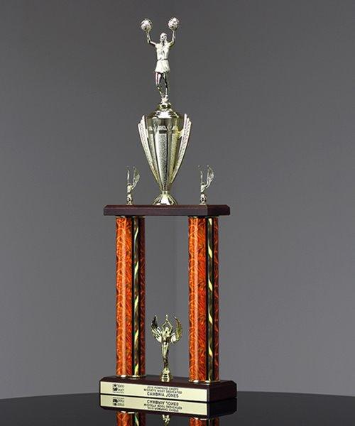 Picture of Cheerleader Challenge Trophy
