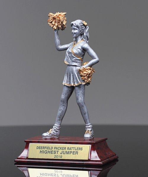 Picture of Elite Cheerleader Trophy