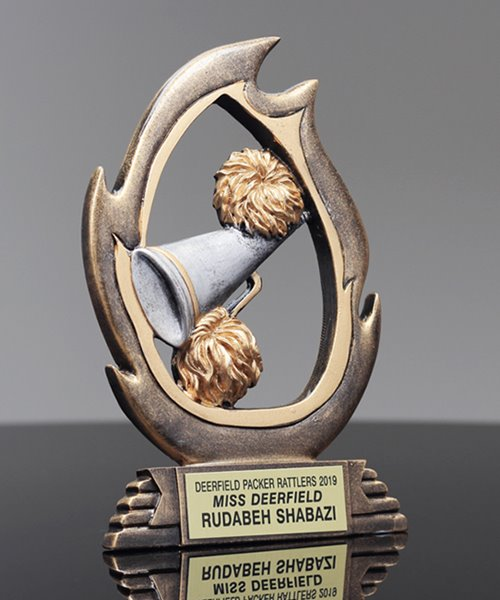 Picture of Flame Cheer Trophy