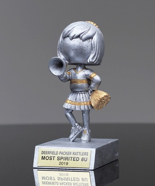 Picture of Cheerleading Bobble Head