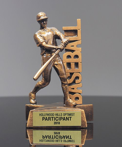 Picture of Baseball Billboard Award