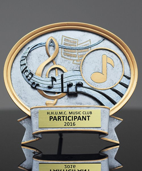 Picture of Music Silverstone Oval Award