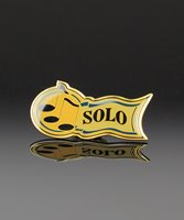 Picture of Music Solo Pin