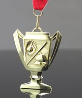 Picture of Baseball Trophy Cup Medal