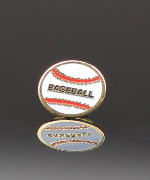 Picture of Baseball Lapel Pin