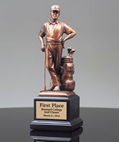 Picture of Bogie Golf Award