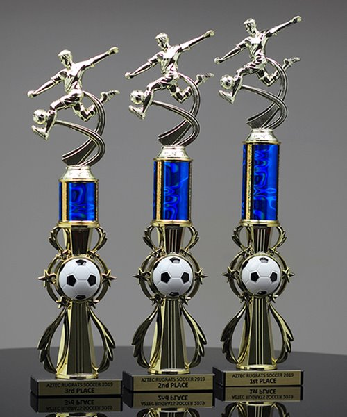Picture of Sport Riser Soccer Trophy