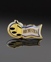 Picture of Orchestra Award Pin