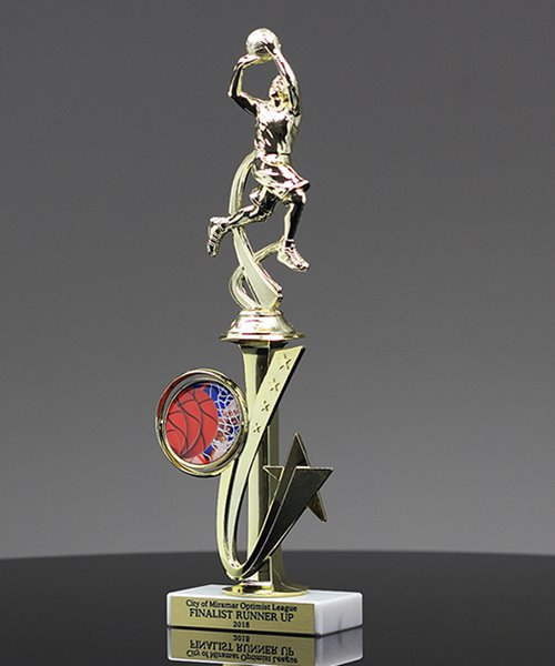 Picture of Basketball Synergy Trophy