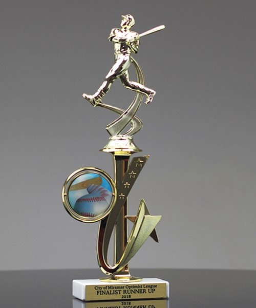 Picture of Baseball Synergy Trophy