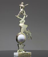 Picture of Distinction Baseball Trophy