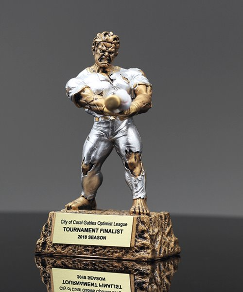 Picture of Monster Baseball Trophy