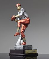 Picture of Gallery Baseball Pitcher Award