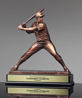 Picture of MVP Baseball Sculpture