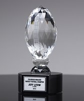 Picture of Optic Crystal Football