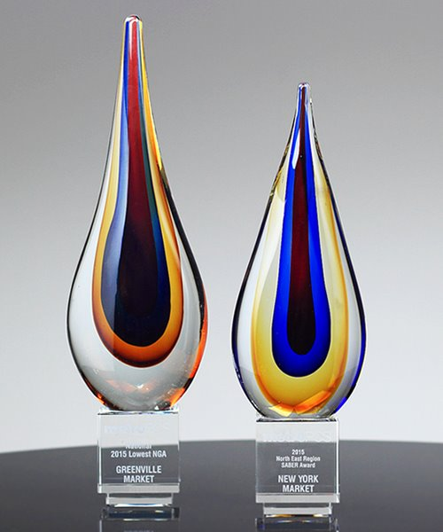 Picture of Art Glass Torchier Award