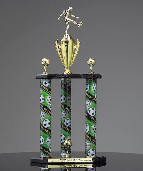 Picture of Top Performer Soccer Trophy