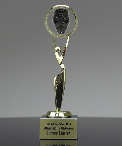 Picture of Performing Arts Spinning Trophy