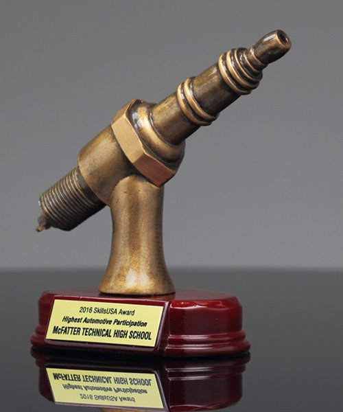 Picture of Spark Plug Award