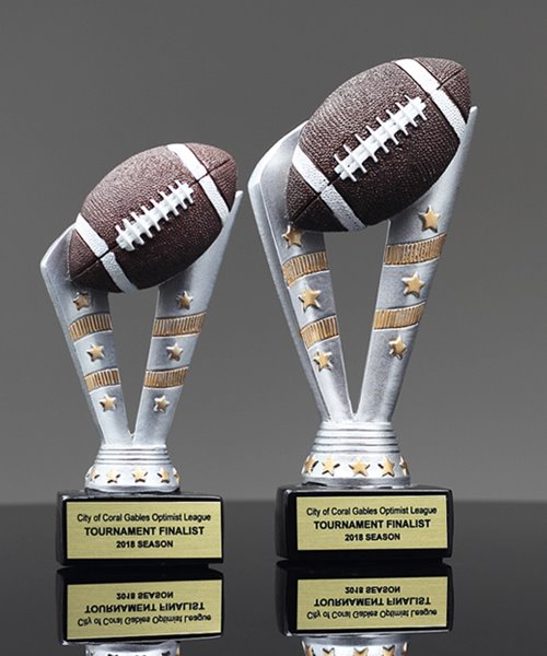 Picture of Fanfare Football Trophy