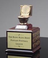 Picture of Fantasy Football Perpetual Trophy