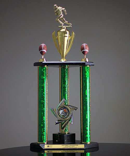 Picture of Football Team Trophy