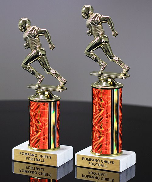 Picture of Value Line Football Trophy
