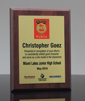 Picture of Kids of Character Plaque