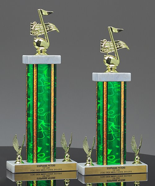 Picture of Traditional Music Trophy