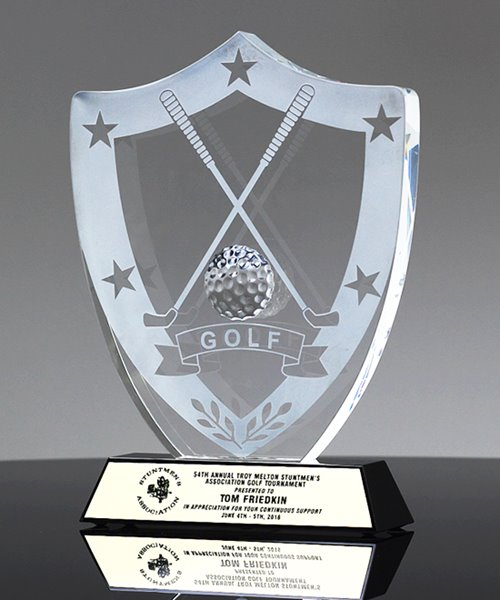Picture of Golf Accolade Crest
